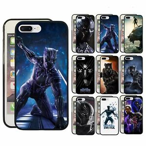 new concept 37020 78399 Details about Black Panther Phone Case Cover Fit for Iphone Xs Max Xr  X/5/6/7/8 plus SE 5C