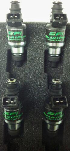 120lb 1200CC INJECTORS rx7 Civic Integra ACURA D B F H K ZC VTEC high impedance