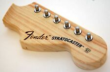 Official Rock Band 2 3 4 1 Fender Stratocaster Guitar HEAD Stock PIECE for Neck