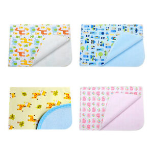 Infant-Baby-Changing-Mat-Cover-Diaper-Nappy-Change-Urine-Pad-Waterproof-Flannel