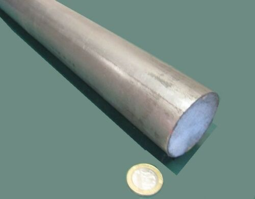 "2.0/"" Dia x 1 Foot Length 1144 Fatigue Proof Steel Rod"