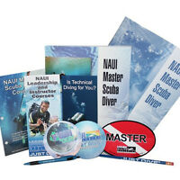 Naui Master Scuba Diver Student Education System