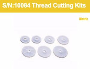 S-N-10084-7pcs-Thread-Cutting-Kits-SIEG-C1-M1-Metric-plastic-change-gear-lathe