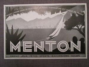 PUBLICITE-DE-PRESSE-1933-034-tourisme-MENTON-034