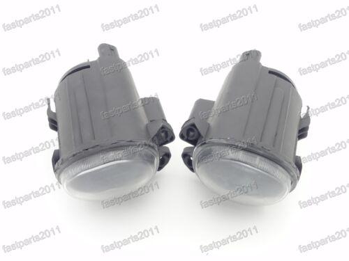 Front Fog Light Lamps Set Left Right For BMW E53 X5 1999-2004