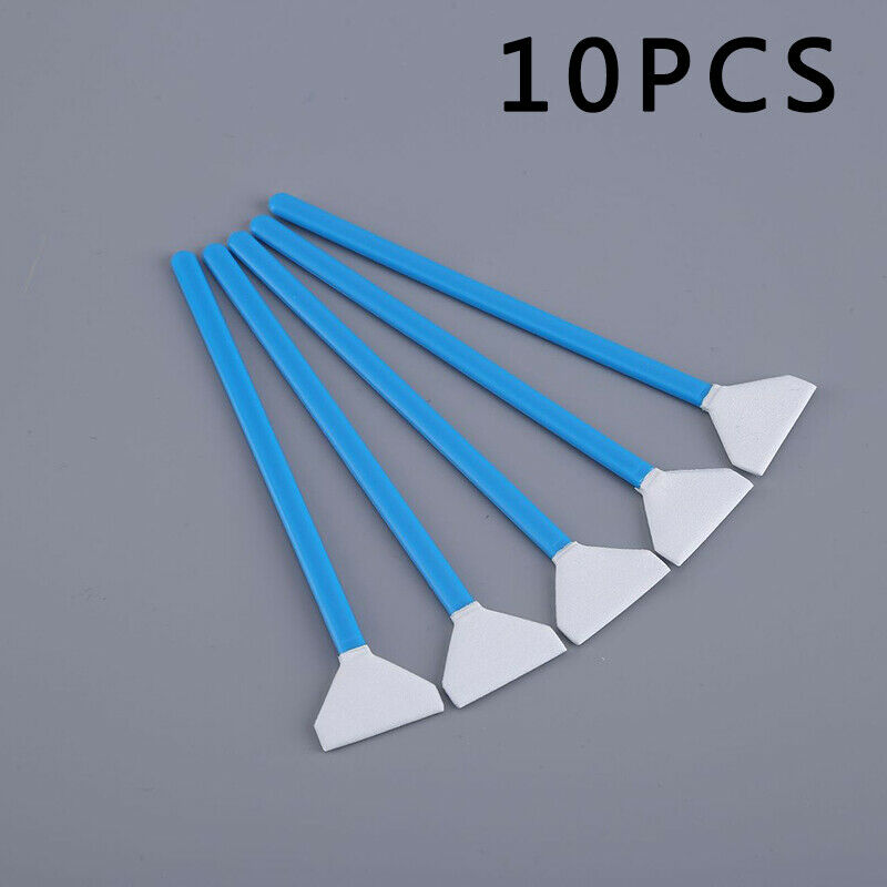 10Pcs Cleaning Swabs Swab Kit Full Frame Sensor Accessories Brand New Hot