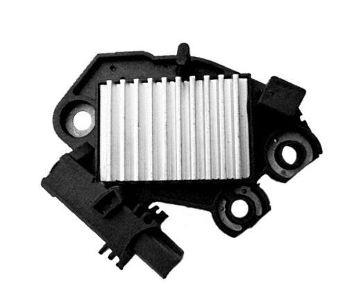 1x Générateur Régulateur lumière machines Régulateur 12 V 2 broches pour Audi Seat Skoda VW
