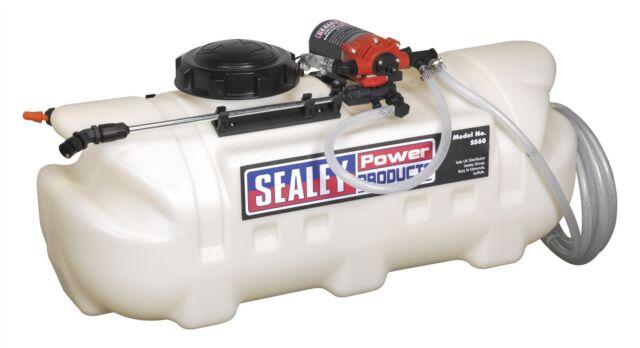 Sealey SS60 Diffusion / par Point Pulvérisateur Quad Atv 60ltr 12V