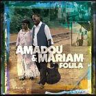 Folila [LP/CD] by Amadou & Mariam (Vinyl, Apr-2012, 2 Discs, Because)