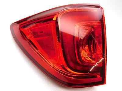 Fits For 2016 2017 Honda Pilot Tail Light Left Driver Side 33550-TG7-A01