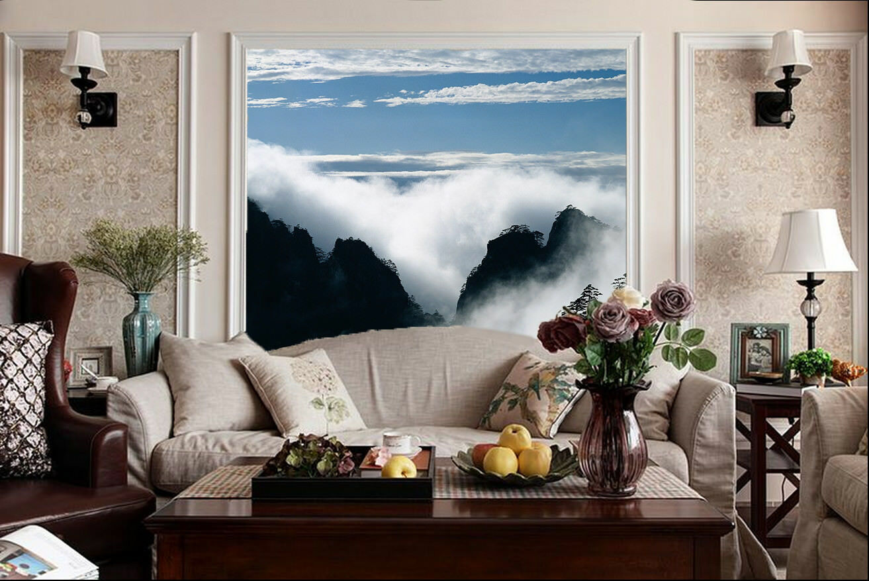 3D Wolken Hochgebirge 8 Tapete Wandgemälde Wandgemälde Wandgemälde Tapete Tapeten Bild Familie DE Summer  | Clearance Sale  | Deutschland München  | Mittlere Kosten  c7bf85
