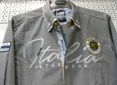 Barcelona Chemise Skjorte Homme Chemise Camicia Cook Peter Chemise wq8tg4A