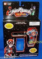 Power Ranger Spd Red Battlized Morpher 2 Modes Lights & Sound Factory Sealed