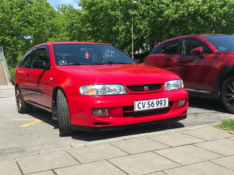 Nissan Almera, 2,0 GTi, Benzin