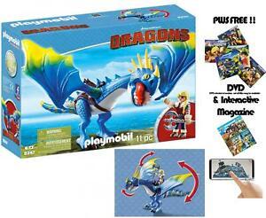 Playmobil-9247-Astrid-et-Stormfly-Dreamworks-Dragons