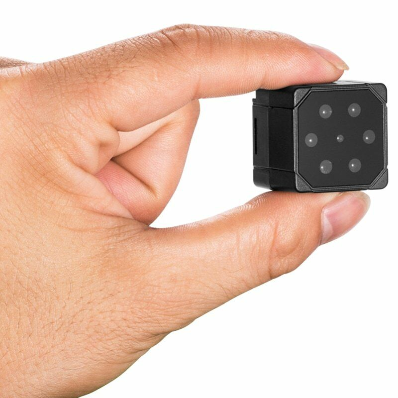 4GB Spycam  Miniatura Cámara de Vigilancia Vídeo Escondido Cámara Camuflado A153