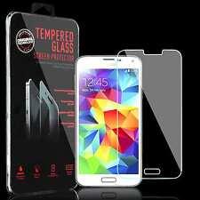 Display Panzer Glas Folie f. Samsung Galaxy S5 Schutzfolie Screen Protector klar