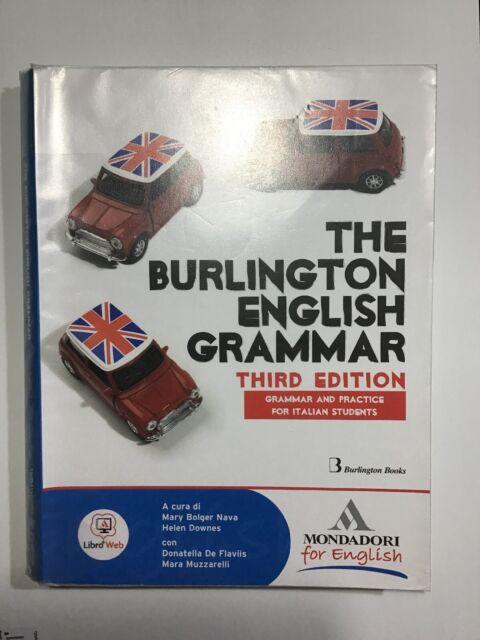 THE BURLINGTON ENGLISH GRAMMAR THIRD EDITION CON CD 9788864260167 MONDADORI
