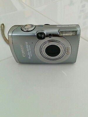 Canon PowerShot Digital ELPH SD700 IS / Digital IXUS 800 IS 6.0 MP Digital Came…