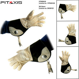Falconry-Suede-Double-skinned-fleece-Birds-Hawk-Gloves-Specially-for-Cold-Days