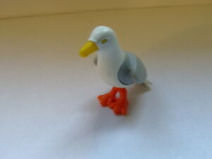 MOUETTE-AILES-REPLOYEES-PLAYMOBIL-ANIMAUX-ANIMAL-SAUVAGES-SAVANE-FORET-OISEAUX