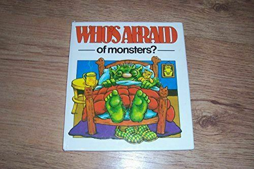 Very Good, Who's Afraid of Monsters?, Carlisle, Richard, Hardcover