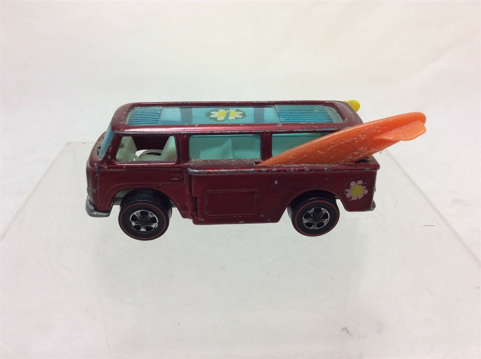 Hot wheels 1969 vw beach bomb - vintage - original - surfbretter