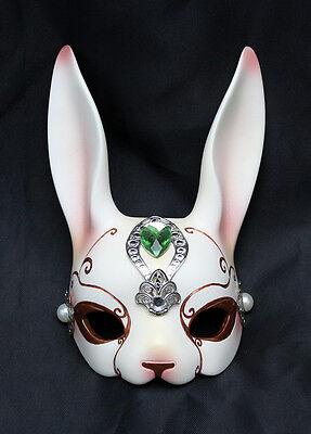 rabbit mask【BG】for BJD SD 1/3 or 70cm size doll use