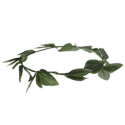 Roman Laurel Leaf Wreath Headband Roman Greek Costume Accessory Toga Party