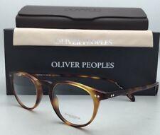 New OLIVER PEOPLES Eyeglasses RILEY R DM OV 5004 1007 45-20 Dark Mahogany w/Demo