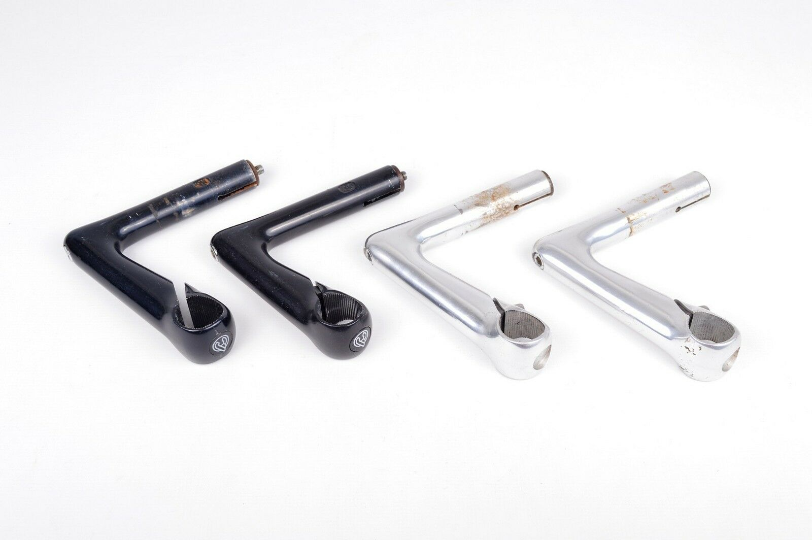 Vintage Cinelli XA Stem  26.4 mm Clamp 3 Different Lengths 2 colors 4 To Choose  timeless classic
