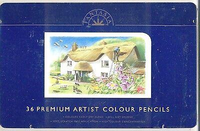 Pencils in a Can 1//12 scale  dollhouse miniature  IM65347