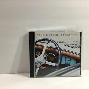 Donald Fagen - Kamakiriad CD 1993 Reprise 9362-45230-2 Classic Rock VG