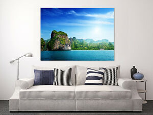 3D-Blue-Lake-And-Sky-55-Wall-stickers-Vinyl-Murals-Wall-Print-Decal-Art-AJ-STORE