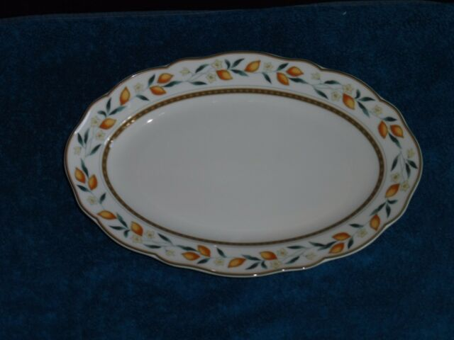Hutschenreuther,Medley Alfabia,NEU,2 Fleischplatte,Platte oval,35 cm,Porzellan