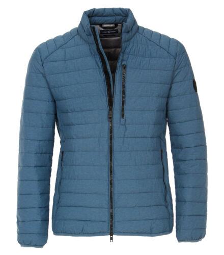 Casamoda Sport Jacke Steppjacke Blau Petrol 100/% Polyamid