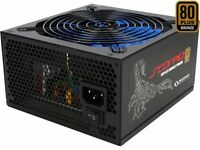 RAIDMAX RX-635AP-S 635W ATX12V / EPS12V SLI Ready CrossFire BRONZE Certified Modular Power Supply
