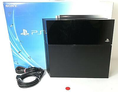 Sony PlayStation 4 Fat 500GB   PS4   Konsole   Schwarz ...