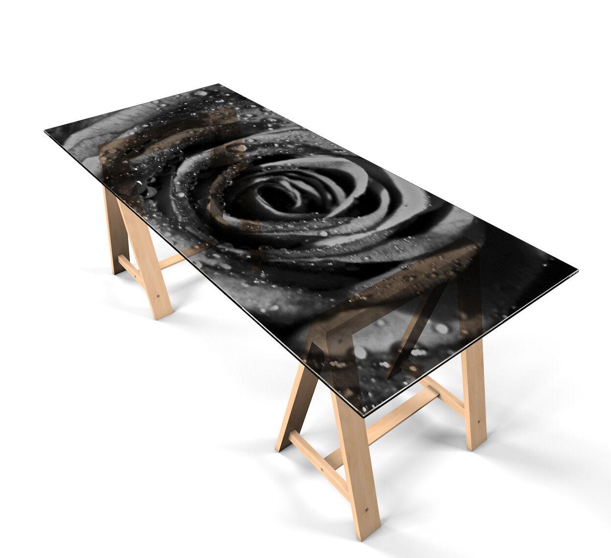 Couchtisch Glastisch Beistelltisch Tisch Wohnzimmertisch Folie Klebefolie 00046