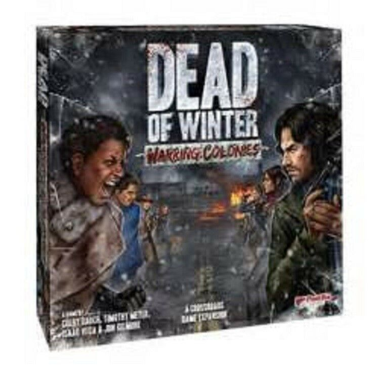 Dead of Winter Warring Colonies expansion english version