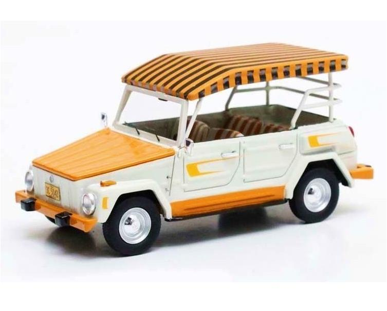 VOLKSWAGEN TYPE 181 THING HAWAIAN EDITION 1979 WHIT MX32105-042 Matrix 1 43 New