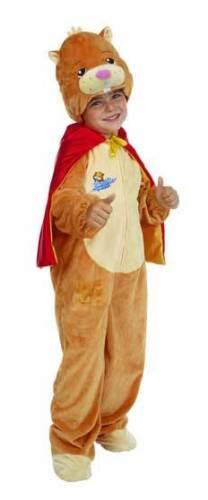 Criceto Zhu Zhu Pets *12380 Peluche in Omaggi Costume Carnevale Bambino Bambina