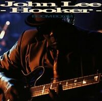 John Lee Hooker Boom boom (1992) [CD]