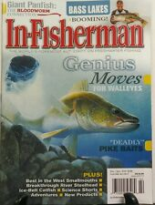 In Fisherman Dec Jan Feb 2016 Genius Moves Deadly Pike Baits FREE SHIPPING sb