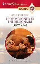 King, Lucy .. Propositioned by the Billionaire