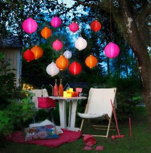 LED-Lampion-Set-in-3-Groessen-20-25-30-cm-versch-Farben-Gartenlampion