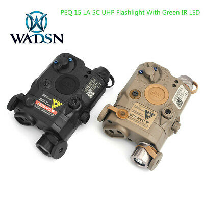 WADSN Tactical PEQ15 Green//Red Laser And White Light Function Battery Box