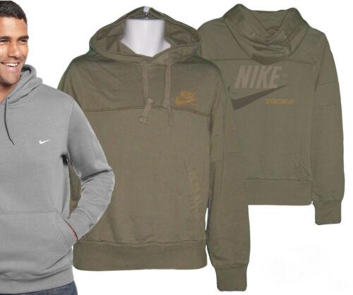 Vintage estilo militar Nike calidad algod Sportswear Nsw aqdwvp