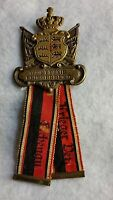 """Super Old, Imperial Germany """"Wurttemd Medal with Ribbon"""