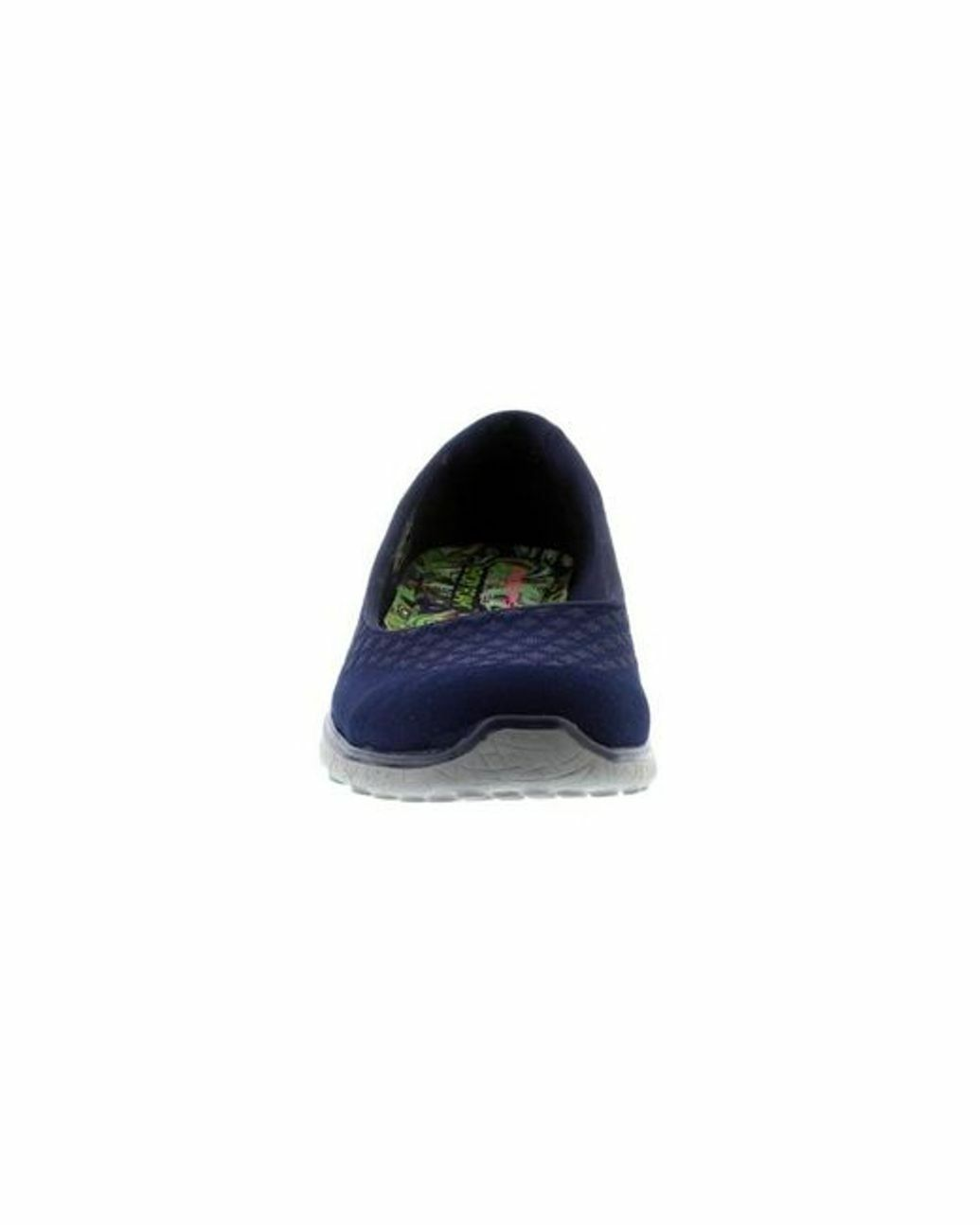 SKECHERS Microburst - One shoe Up shoe One 23312. Air Cooled Memory Foam Insole. Navy 1afc81